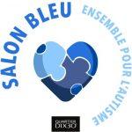 logo visuel Salon Bleu